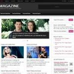 Studiopress-Magazine Theme