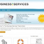 Business Services Theme